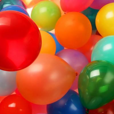 Воздушные шары с воздухом
